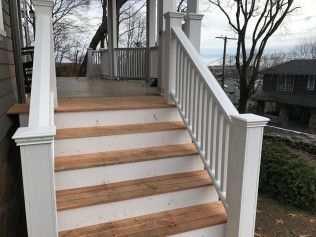 deck builder in Winchester, MA